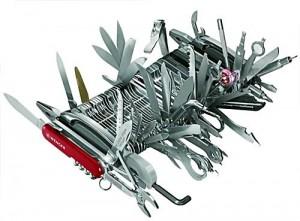 PLM的自我评估工具包