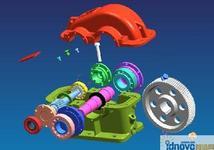 PLM基本3D CADi系统的产品数据