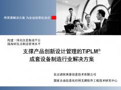 国内PLM产品-TiPLM