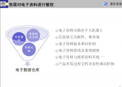 电子仓库管理-PLM系统的主要功能介绍